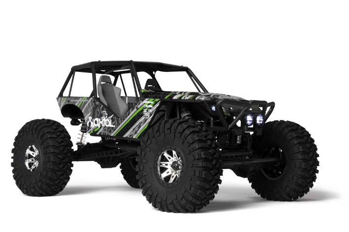 Beat Your Truck - RC Forum - Axial Wraith™ Ready-to-Run 1
