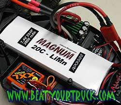 MambaMax Brushless