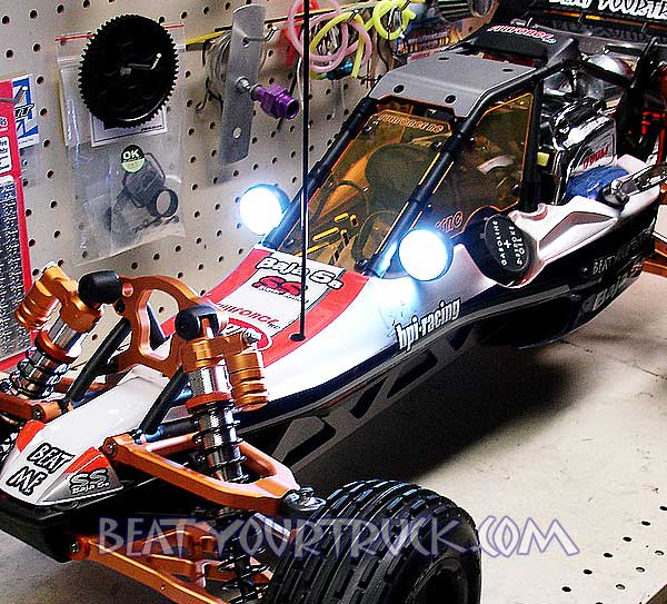 Beat Your Truck Project 5byt Hpi 5b Baja